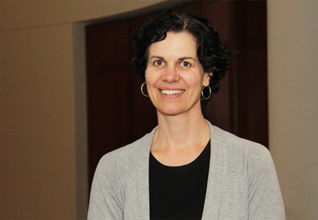 Dr. Andrea (Drey) Martone, Saint Rose Associate Professor of Teacher Education